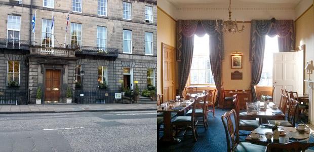 Royal Scots Club Edinburgh