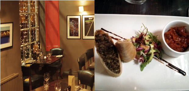 Magnum Restaurant Edinburgh