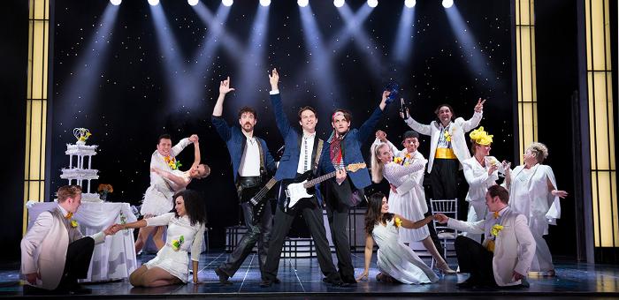 The Wedding Singer Musical